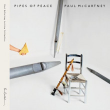 Paul McCartney Pipes Of Peace (2Винил)