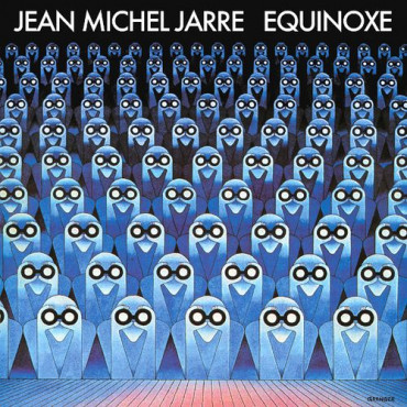 JEAN MICHEL JARRE EQUINOXE (Винил)
