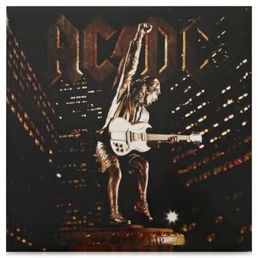 AC/DC - STIFF UPPER LIP (2Винил)