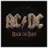 AC/DC - ROCK OR BUST (Винил+CD)