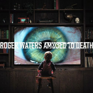 ROGER WATERS AMUSED TO DEATH (2ВИНИЛ)