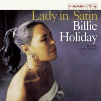 BILLIE HOLIDAY LADY IN SATIN (Винил)