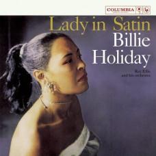 BILLIE HOLIDAY LADY IN SATIN (Винил)