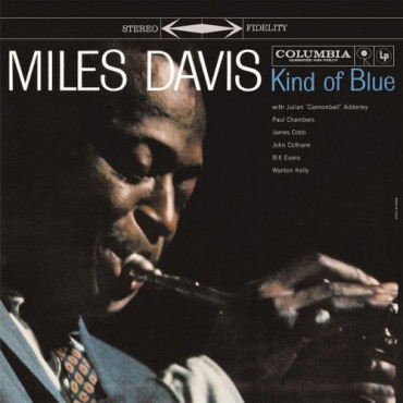 MILES DAVIS KIND OF BLUE (Винил)