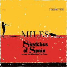 MILES DAVIS SKETCHES OF SPAIN (Винил)