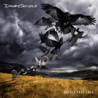 DAVID GILMOUR RATTLE THAT LOCK (Винил)