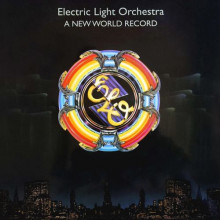 ELECTRIC LIGHT ORCHESTRA A NEW WORLD RECORD (1976) (Винил)