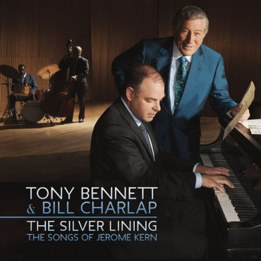 Tony Bennet Bill Charlap THE SILVER LINING - THE SONGS OF JEROME (2Винил)