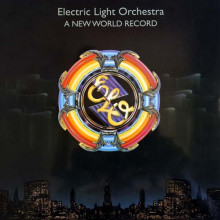 ELECTRIC LIGHT ORCHESTRA A NEW WORLD RECORD (2016 BLACK VINYL) (Винил)