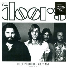 THE DOORS LIVE IN PITTSBURGH / MAY 2 1970 (2Винил)