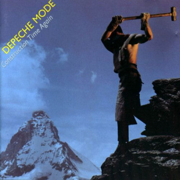 DEPECHE MODE - CONSTRUCTION TIME AGAIN (Винил)