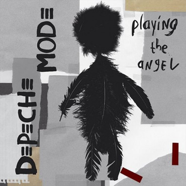 DEPECHE MODE - PLAYING THE ANGEL (2Винил)
