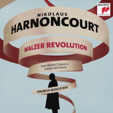 NIKOLAUS HARNONCOURT WALZER REVOLUTION (2Винил)