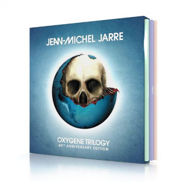 JEAN MICHEL JARRE OXYGENE TRILOGY Box set (3Винил+3CD)
