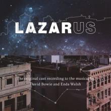 DAVID BOWIE ENDA WALSH LAZARUS (ORIGINAL CAST RECORDING) (3Винил)