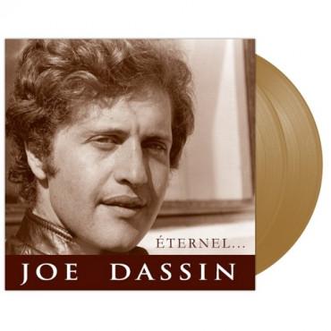 JOE DASSIN - JOE DASSIN ETERNEL… Blue Vinyl (2Винил)
