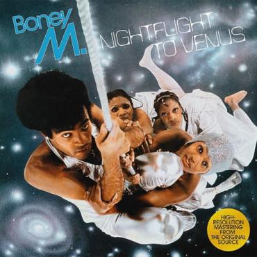 BONEY M NIGHTFLIGHT TO VENUS (Винил)