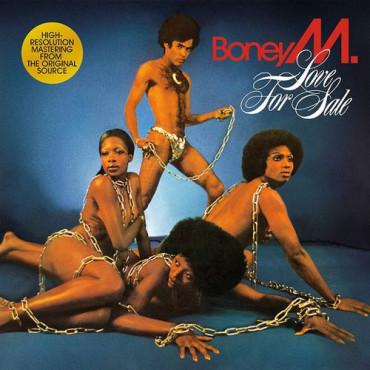 BONEY M LOVE FOR SALE (Винил)