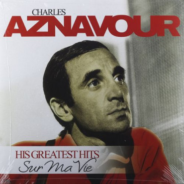 CHARLES AZNAVOUR Sur Ma Vie - His Greatest Hits (Винил)