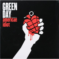 GREEN DAY American Idiot (2Винил)