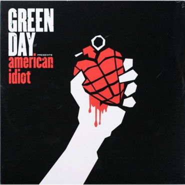 GREEN DAY American Idiot (2Винил)