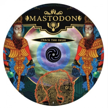 MASTODON - CRACK THE SKYE (Винил)