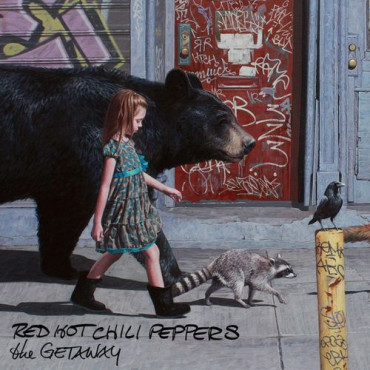 RED HOT CHILI PEPPERS THE GETAWAY (2Винил)