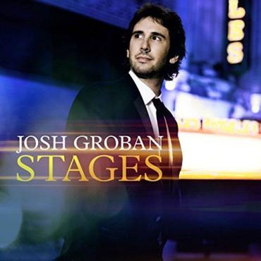 JOSH GROBAN STAGES (2Винил)