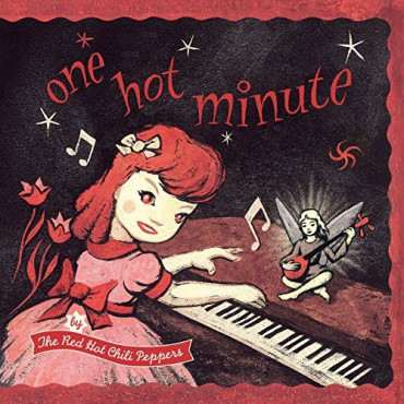 RED HOT CHILI PEPPERS One hot minute (Винил)