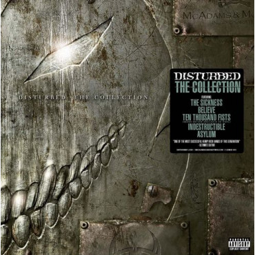 DISTURBED THE COLLECTION (Box) (6Винил)