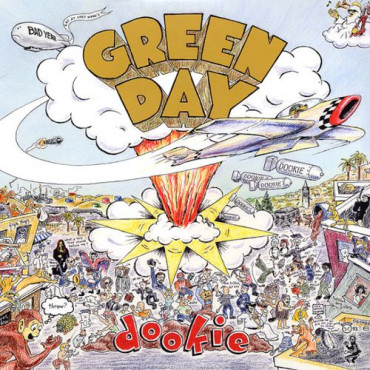GREEN DAY DOOKIE (Винил)