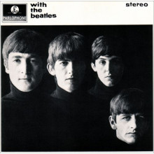 The Beatles -  WITH THE BEATLES (Винил)